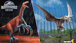 getlinkyoutube.com-Hunting New Dinosaur Mosasaurus Live Arena Challenge - Jurassic World The Game
