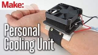 getlinkyoutube.com-Personal Cooling Unit