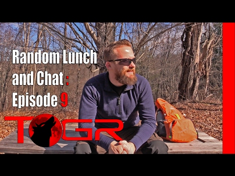 Random Lunch and Chat : Episode 9
