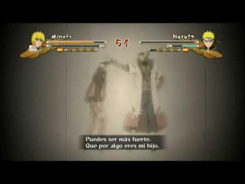 Minato Modo Biju Naruto  - Ninja storm 3