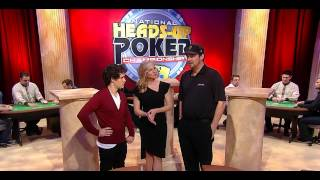 National Heads Up Poker Championship 2013 - Episode 6