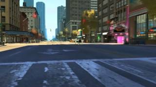 getlinkyoutube.com-Grand Theft Auto IV Piano Car - A Thousand Miles
