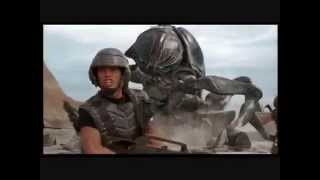Shadow of the Arachnid - Starship Troopers / Shadow of the Colossus