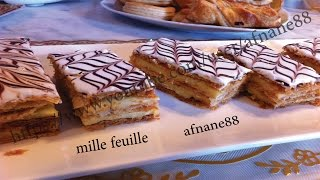 getlinkyoutube.com-طريقة تحضير ميل فوي  بكل بساطة Mille-feuille