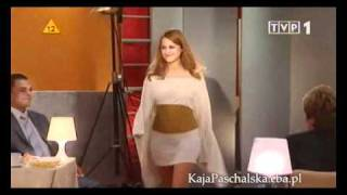 getlinkyoutube.com-Kaja Paschalska na wybiegu ♥ HOT