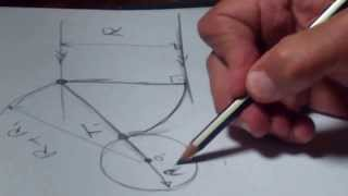 رسم هندسى اعدادى المحاضره الاولى - Engineering Drawing Lecture 1