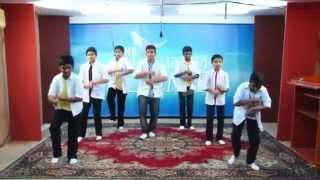 Nachoonga (Sheldon Bangera) Dance by Kingdom Kids