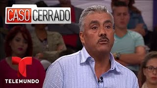 getlinkyoutube.com-Niña deformada que va a morir quiere ver a su padre   Caso Cerrado   Telemundo