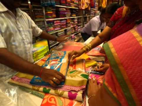 Saree selection video guide for men - part 10