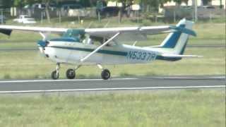 getlinkyoutube.com-Cessna 172, N5337R at KPOC on 5/7/12