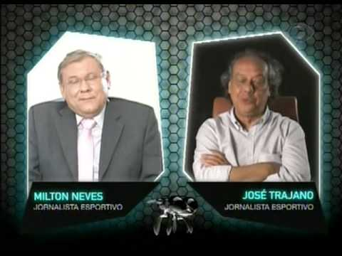 CQC: Palavras Cruzadas - Milton Neves e Jose Trajano 18/05/09