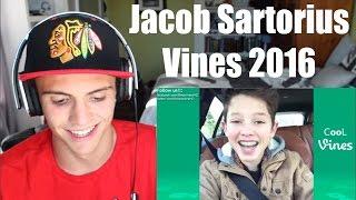getlinkyoutube.com-Jacob Sartorius Vine compilation REACTION