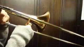 getlinkyoutube.com-【千本桜】トロンボーンで演奏してみた