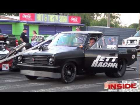WORLDS FASTEST SKYLINE/ 4G63 DATSUN/ 20B RX7 IN TESTING