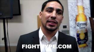 "getlinkyoutube.com-DANNY GARCIA FIRES BACK AT KEITH THURMAN; CONFIRMS HE'LL ""WHOOP HIS ASS"" IN MARCH"