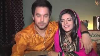 getlinkyoutube.com-Bihaan and Thapki aka Manish and Jigyasa's MASTI from the sets of Thapki Pyaar Ki