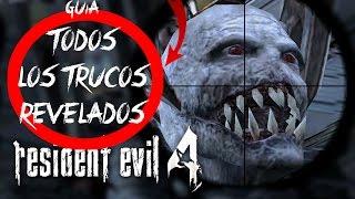 getlinkyoutube.com-Guía Resident Evil 4: Todos los trucos revelados [Cap 1 - 3]