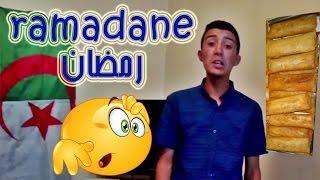 شهر رمضان في الجزائر، مشاركة فاتح قلاب في مسابقة اليوتيوبرز