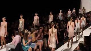 HERVE LEGER by MAX AZRIA S/S 2012 Video by XXXX Magazine
