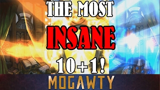 getlinkyoutube.com-THE MOST INSANE 10+1! Monster Super League - Summon Video #10