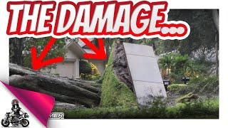 Hurricane Irma Damage Report!