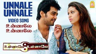 getlinkyoutube.com-Unnale Unnale Song from Unnale Unnale Ayngaran HD Quality