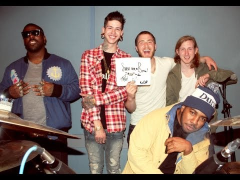 Mike Posner - Started From The Bottom (Remix) ft. Asher Roth, T Mills, Chuck Inglish, King Chip