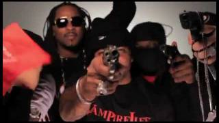 getlinkyoutube.com-Jim Jones - Red Rum / P*ssy (Feat. Byrdgang & Trav) - Official Music Video