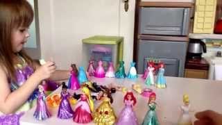 getlinkyoutube.com-Disney Clip Dress Princess Collection by Jozie