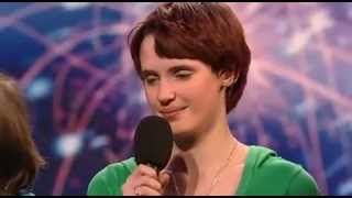 worst audition.3 cheeky girls on britain's got talent singing souls (singing trolls)