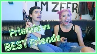 getlinkyoutube.com-Friends vs BEST Friends (con Matt Crookids)