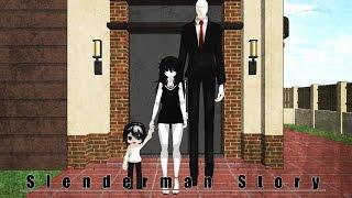 (MMD) Slenderman Story (3K+ SUBS SPECIAL)