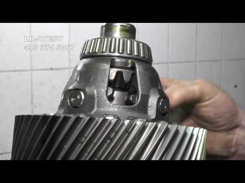 Часть 4 Диагностика и ремонт АКПП на Ленд Ровер Фрилендер 2