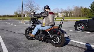 Screaming Eagle 120R - Street Bob