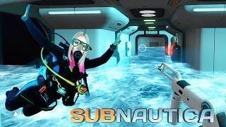 getlinkyoutube.com-ME CARGO LA BASE ENTERA!!! - Subnautica Ep 09