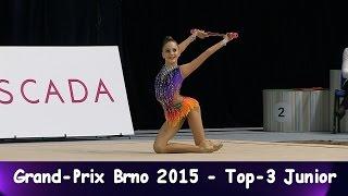 getlinkyoutube.com-Grand Prix Brno 2015 - Junior All Around Top 3