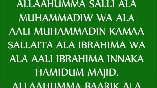 getlinkyoutube.com-Durood-e Ibrahim