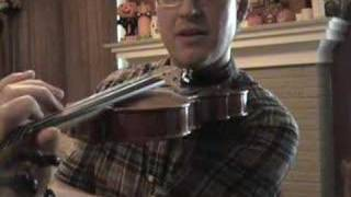 Violin Lesson #6; The Hold & Finger Placement pt. 3
