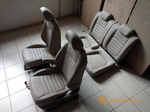 VNBTL-2 - VW New Beetle - кожаный салон