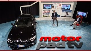 getlinkyoutube.com-BMW SERIE 1 - Intervista 2/5/15 - MotorPad TV