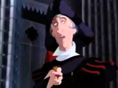 YouTube Poop: Frollo Opens a Catholic School