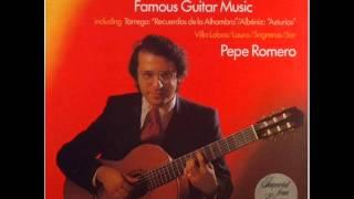 "getlinkyoutube.com-""Famous Guitar Music""   Pepe Romero (full 1977 vinyl album)"