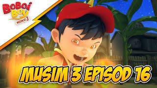 getlinkyoutube.com-BoBoiBoy Musim 3 Episod 16: Bahaya BoBoiBoy Api!