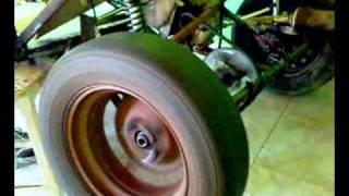 getlinkyoutube.com-Mini Bug Caseiro - O Teste!