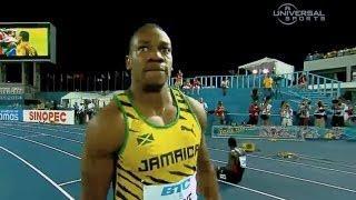 getlinkyoutube.com-Jamaica wins 4x100m in World Relay - Universal Sports