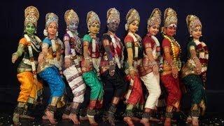 Sridevi Nrithyalaya - Janani Jagath Karani DVD release - part 1