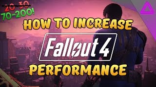 getlinkyoutube.com-How To Increase FPS in Fallout 4 ~ Lag Fix + Remove FPS Cap! ~ Low End PC