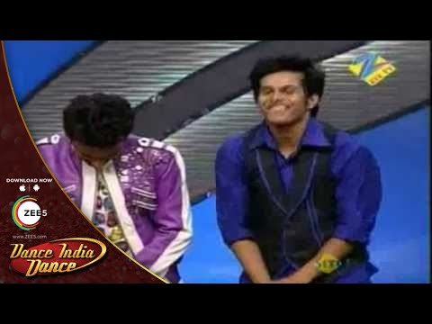 Dance Ke Superstars May 06 '11 - Dharmesh &amp; Siddhesh