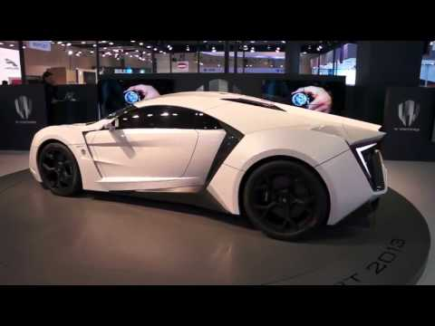 World Most Expensive Car in Dubai Year 2013