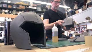 getlinkyoutube.com-How to Build a Foam Cosplay Helmet! (For Honor game)